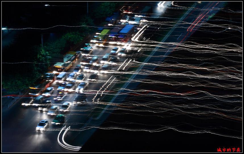 冲击波AH作品:城市的节奏