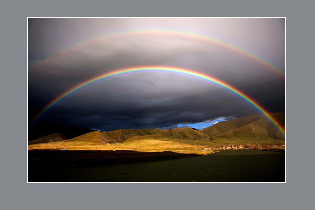 地老天荒123作品:藏地双虹