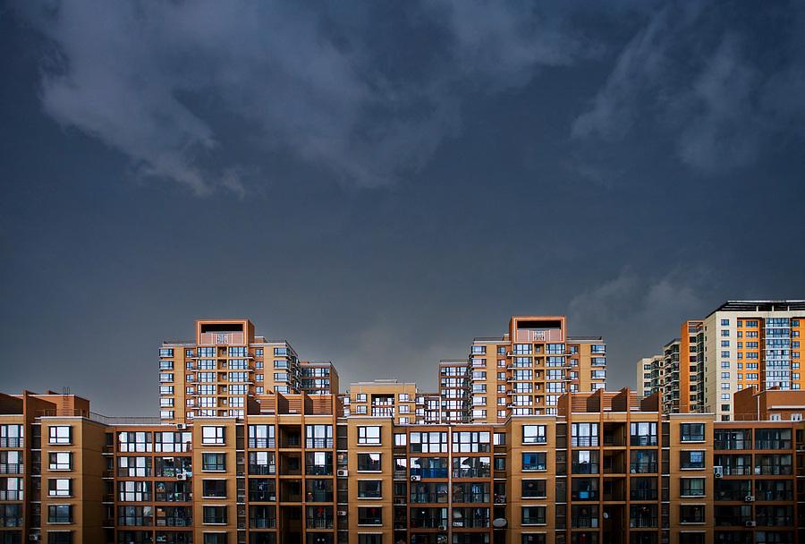 梓山摄影作品 阳光总在风雨后
