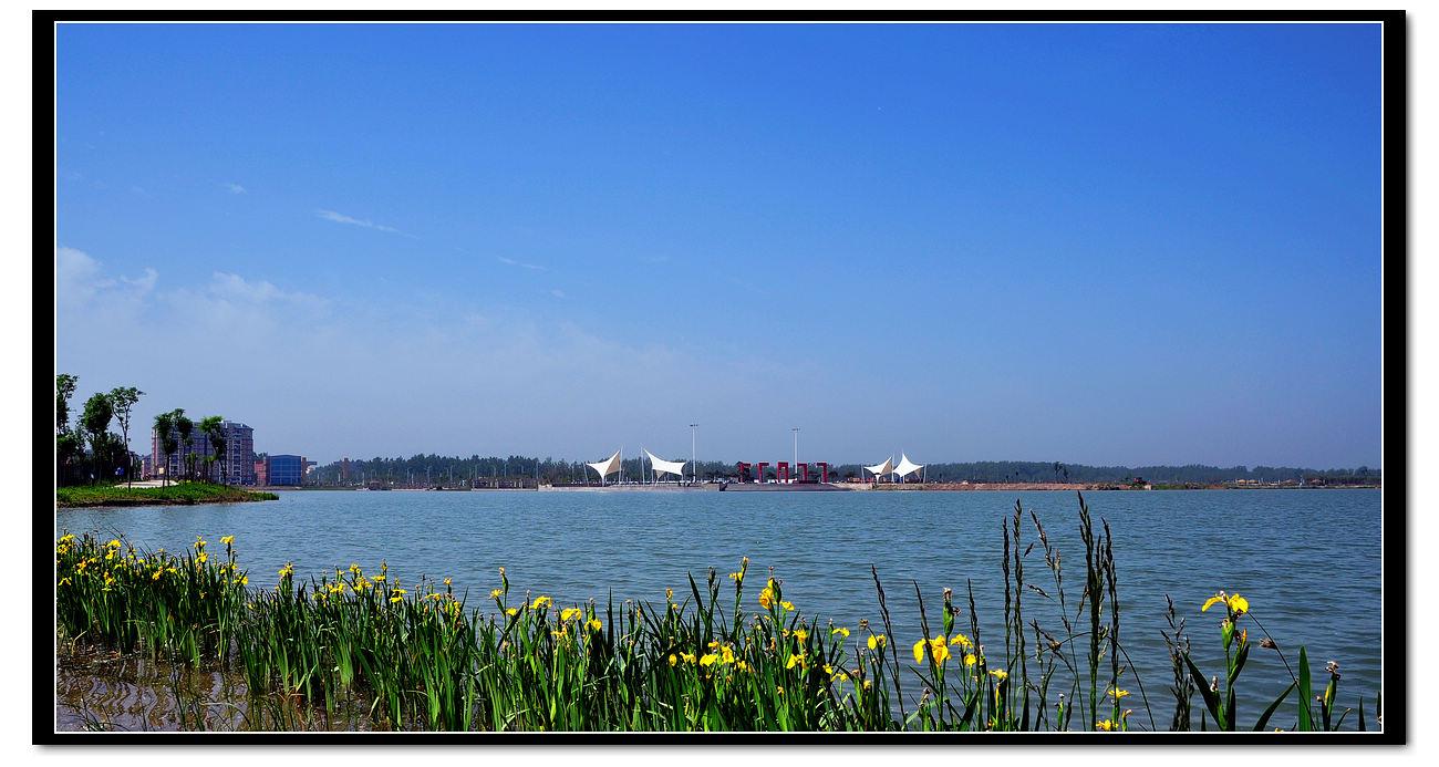 世纪金鼎作品:初夏的兰水湾