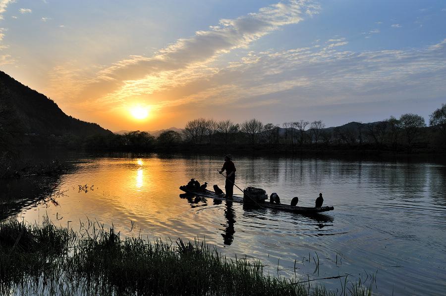 Dongbaol作品:夕阳