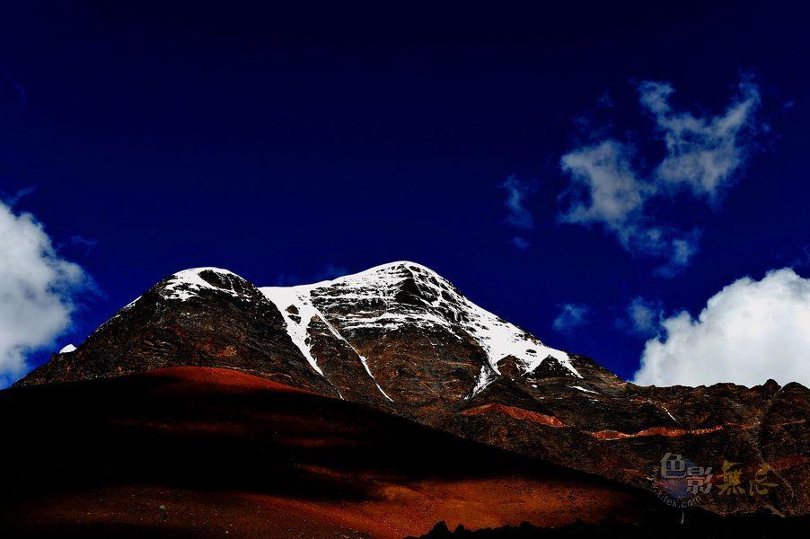 石峰子作品:西藏—我眼里的山