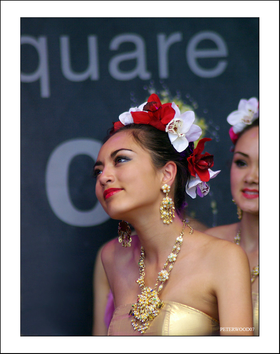 peterwood07作品:泰国舞蹈演员