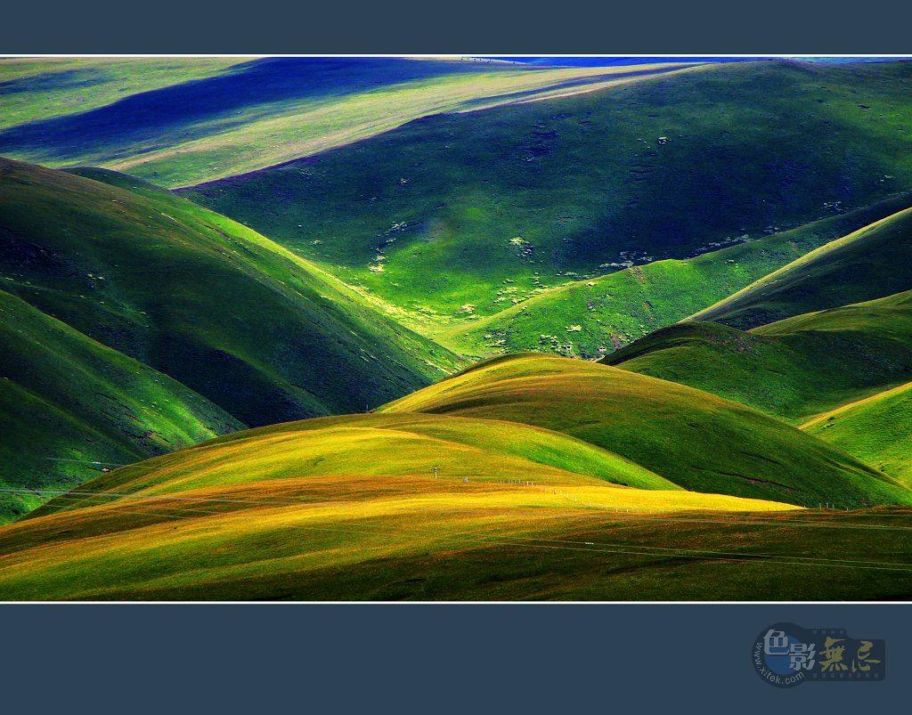 藏地密码-1作品:光影山壑
