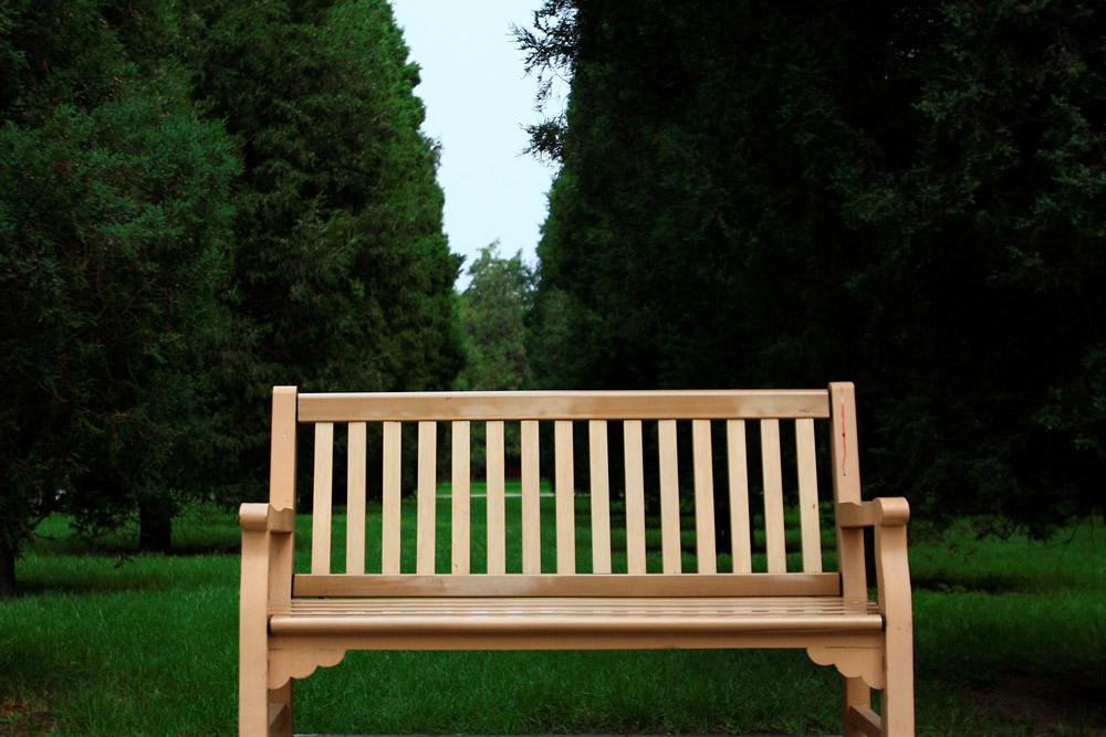 方向没错作品:椅子