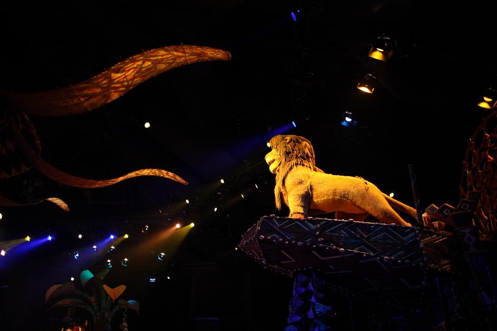 zxgcanon作品:狮子王庆典
