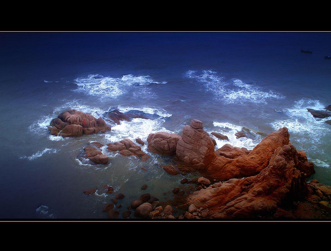 skz作品:神秘的大海