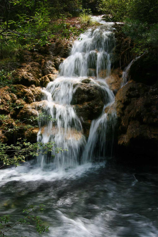 huxian作品:九寨之水