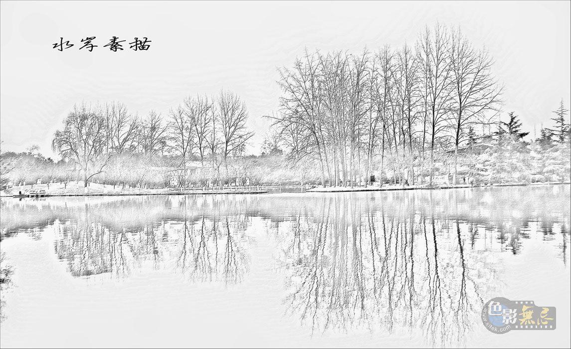 四季春作品:水岸素描