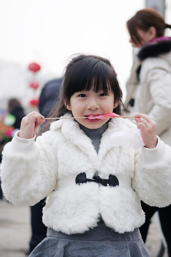 儒道佛作品:甜甜的棉花糖