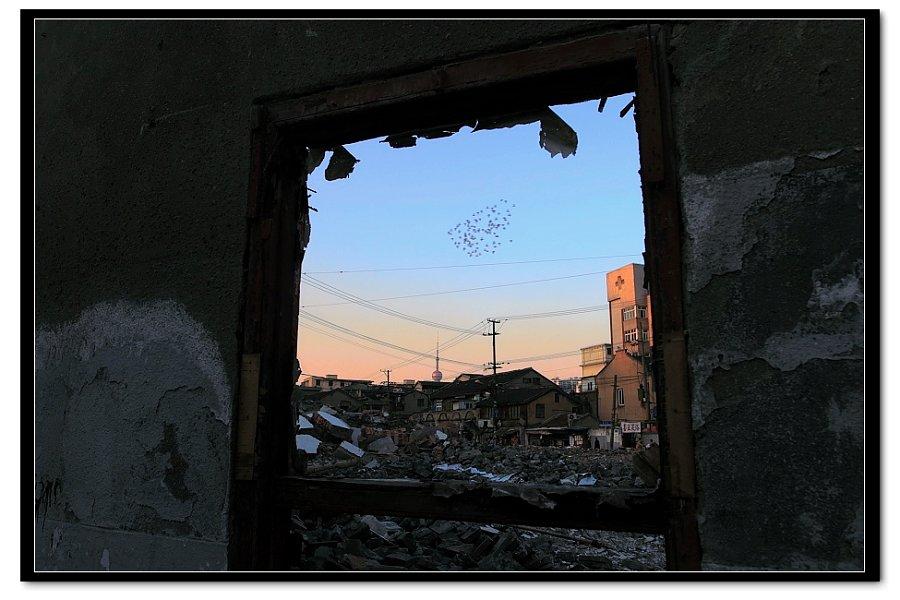 chaseqiu作品:看得见风景的窗口
