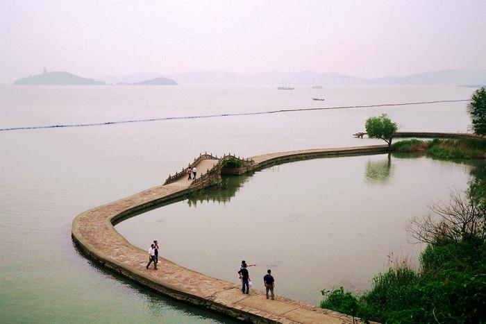 xzg301作品:春到太湖