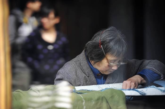 诗风作品:项目三月  乌镇春语  6
