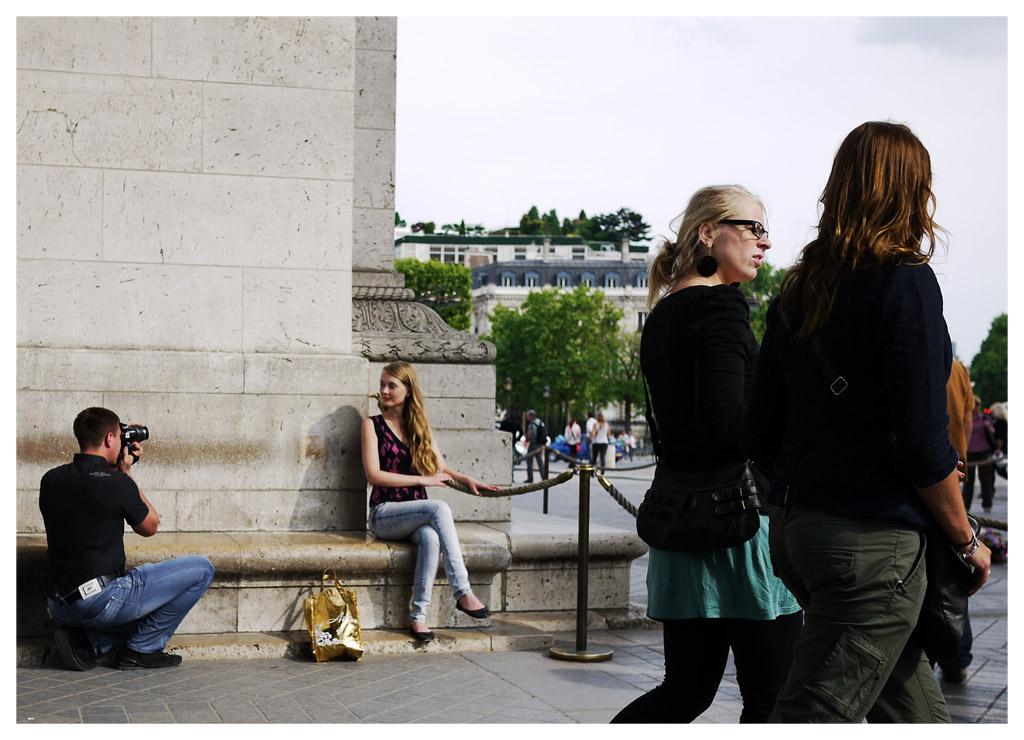 dennisx作品:巴黎的浪漫