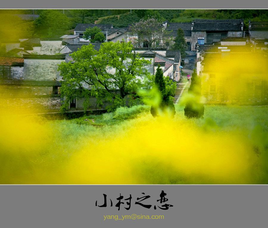 中间色作品:小村之恋(十四)