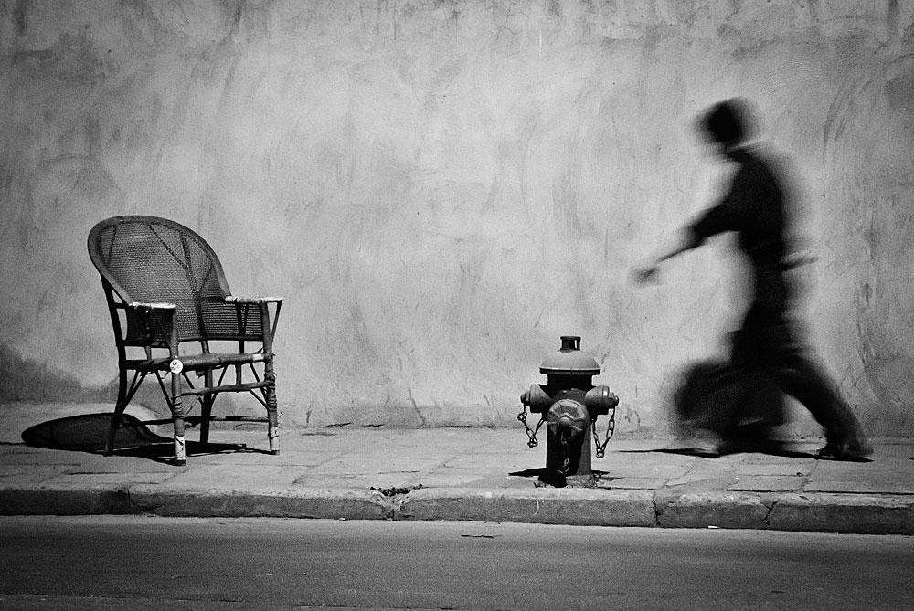一乙作品:一把椅子的故事