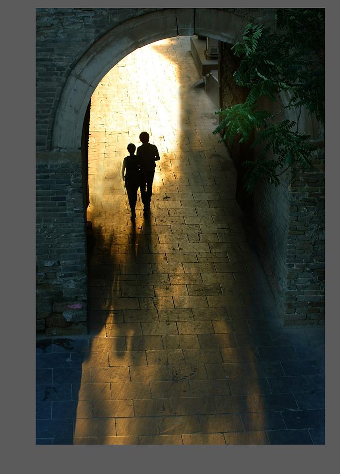 乱拍的家伙作品:光影漫步(3)