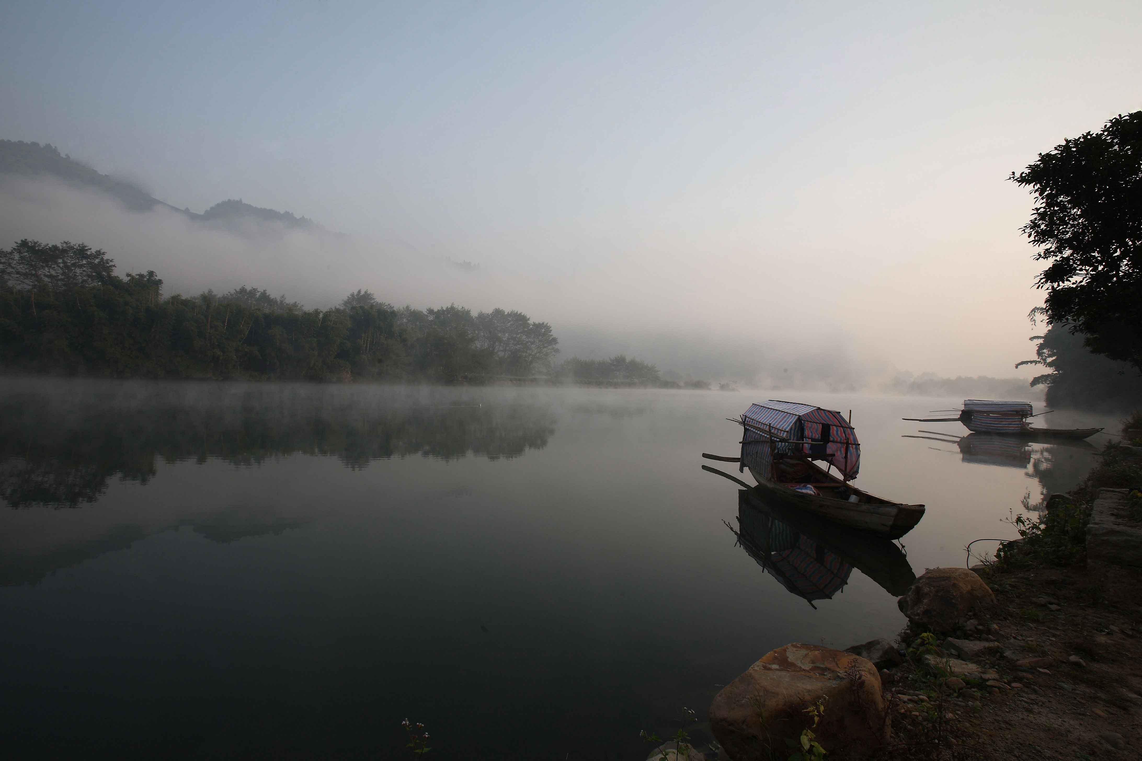 caoyunma作品:静谧的霍童溪