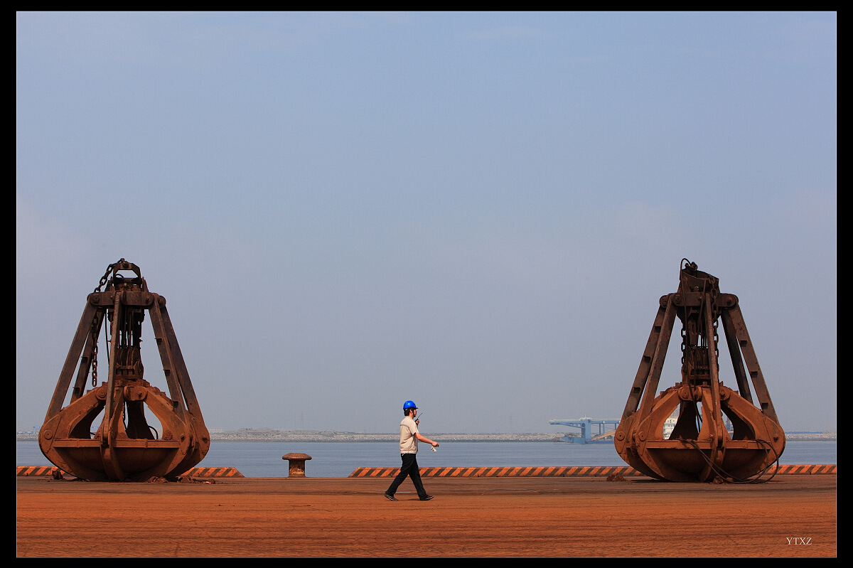 yitxz作品:码头