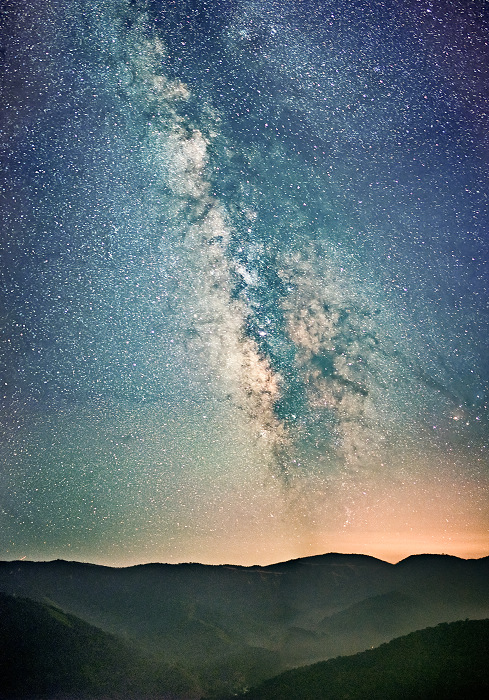sufei4585作品:璀璨银河
