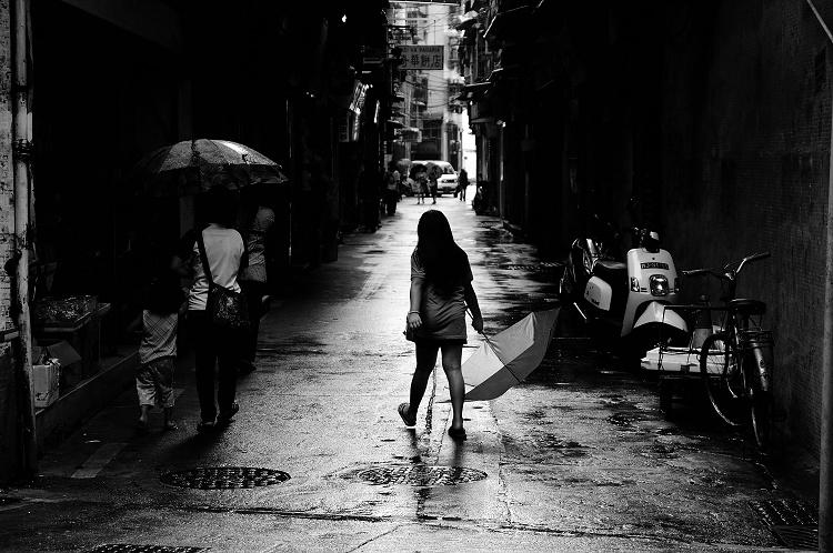 roylgf作品:有雨無雨?