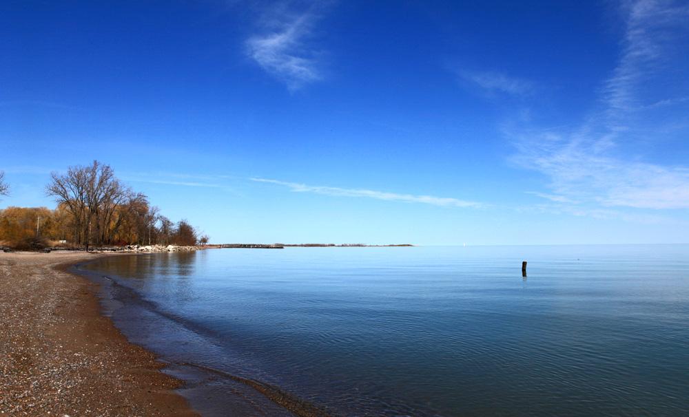 shidong53作品:寂静的湖心岛