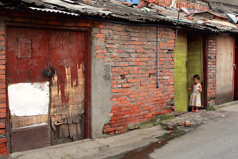 梦游的塔伦迪诺作品:城市的角落