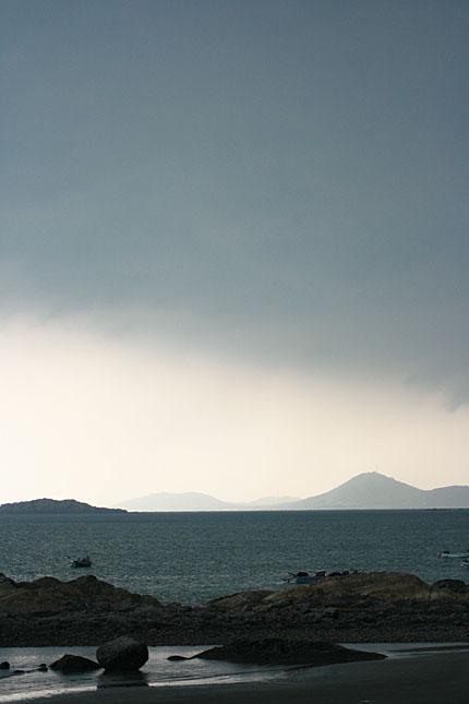 聆听细雨作品:大海呀,大海