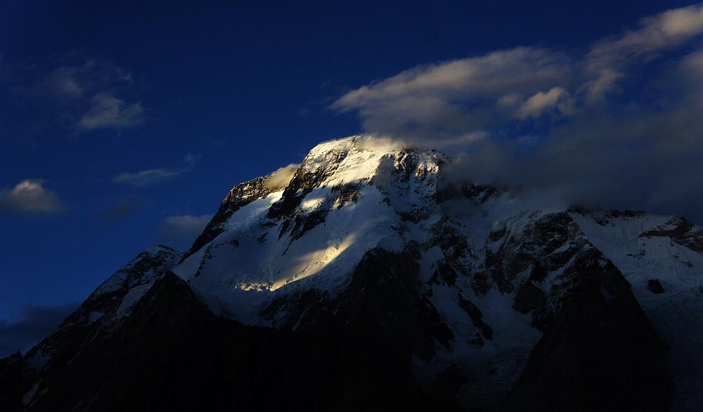 子非鱼作品:喀喇昆仑 Broad Peak