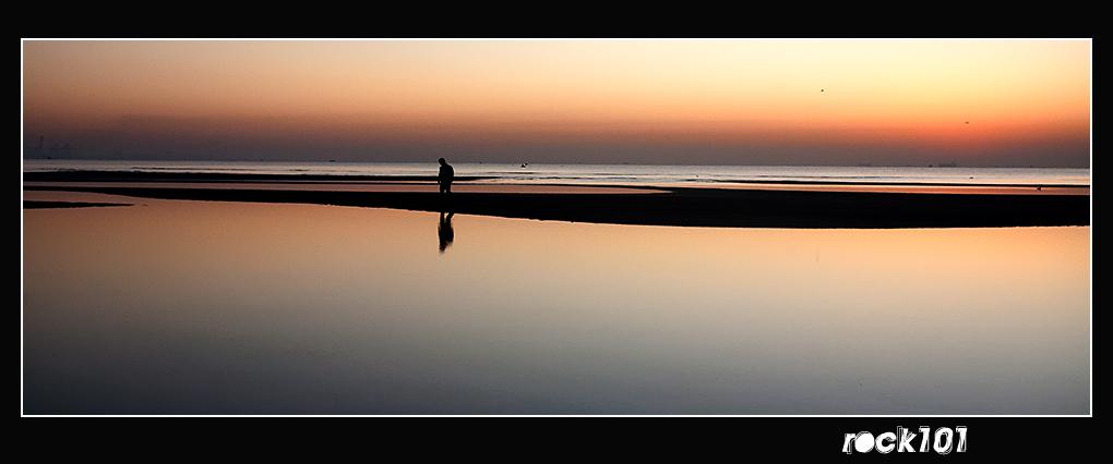 ROCK101作品:一个人的海岸线