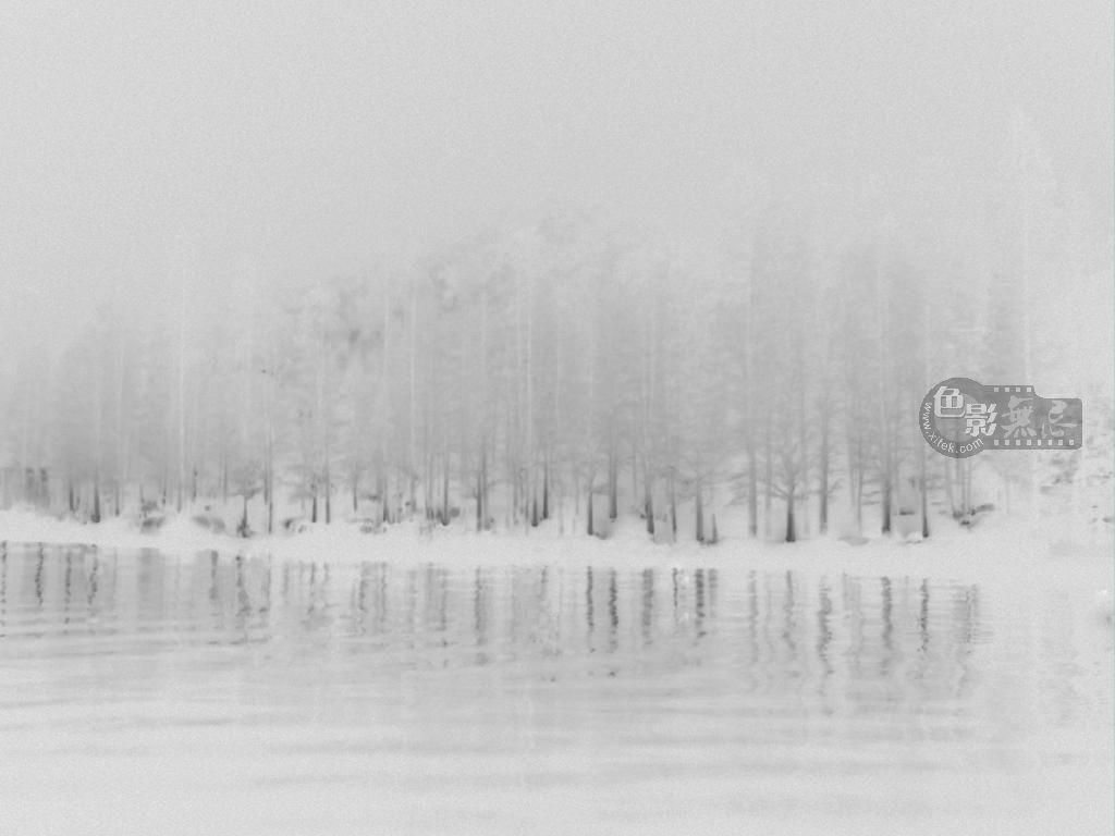 jinz18作品:雪雾