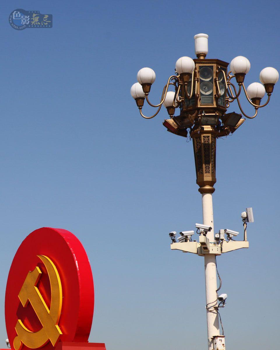 cyberomeo作品:天安门广场所见