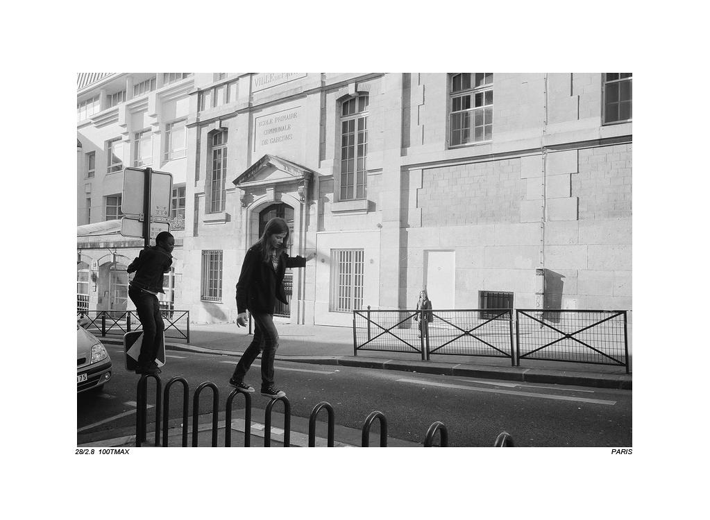 珠海老许作品:巴黎(3)