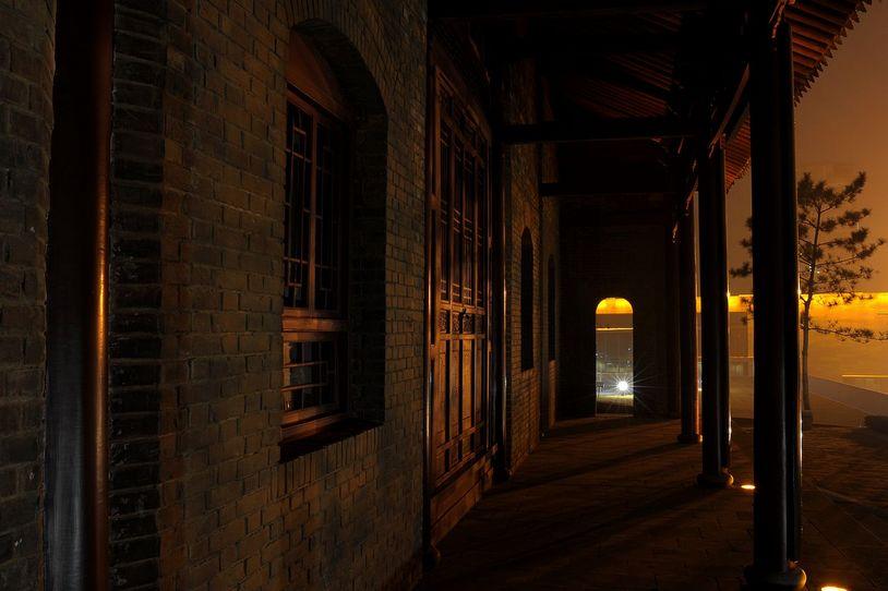 谷香谷色作品:夜景