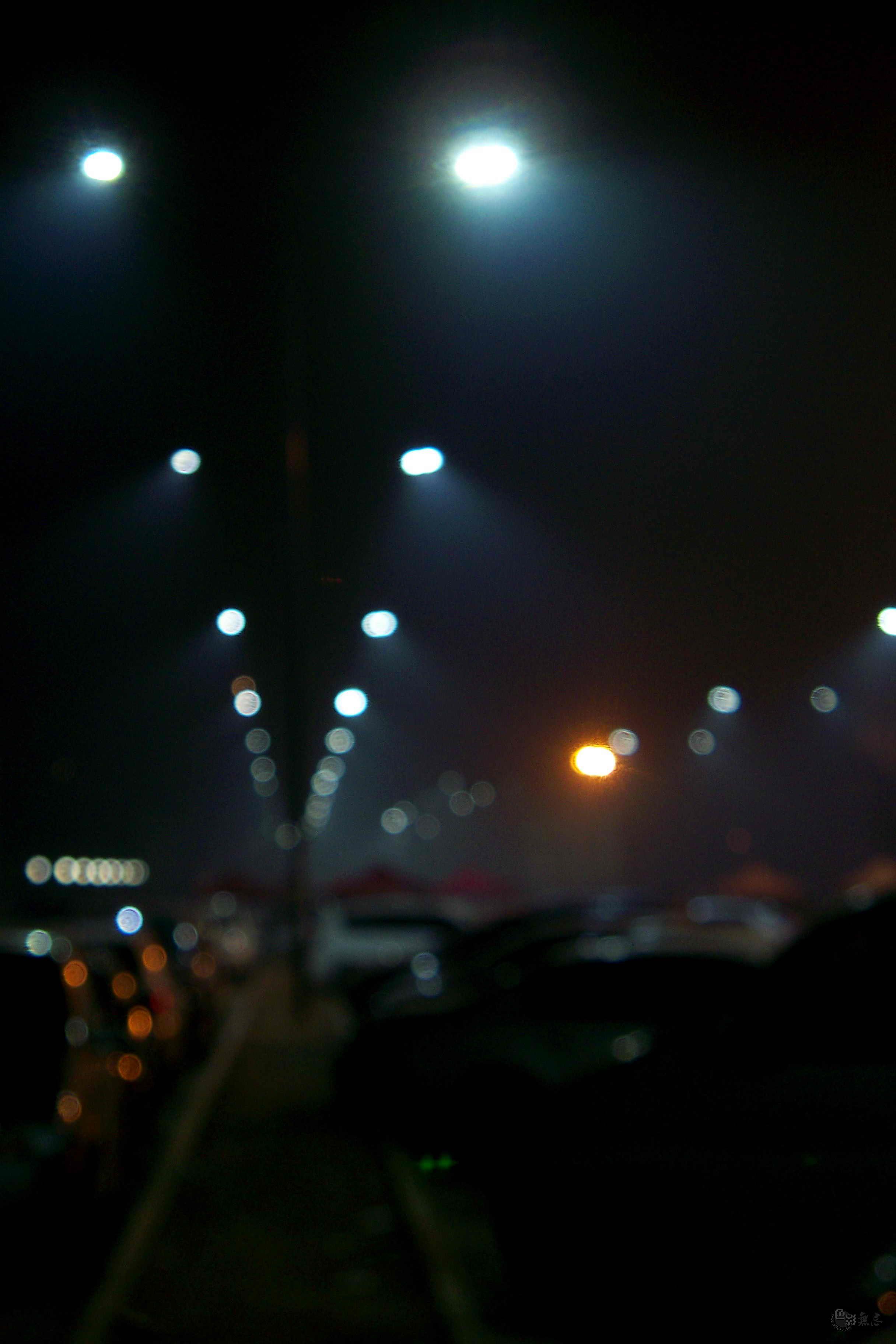 泾渭分明作品:pm2.5的光辉