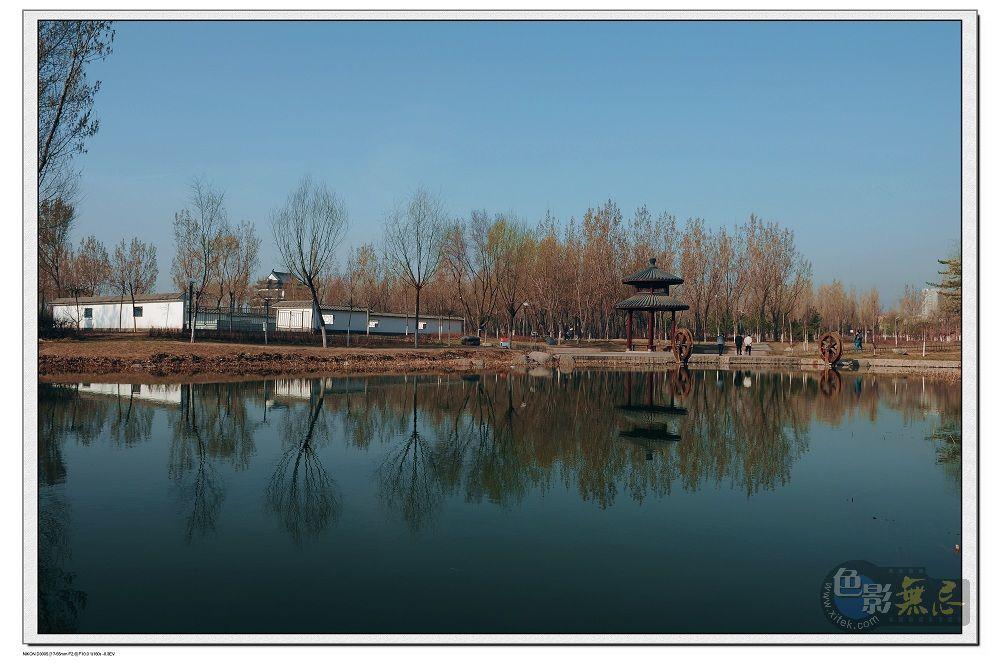 tianli2012作品:春天沁湖·1