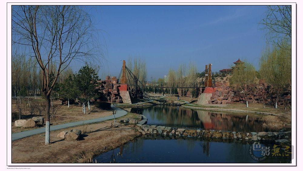 tianli2012作品:沁湖春天·2