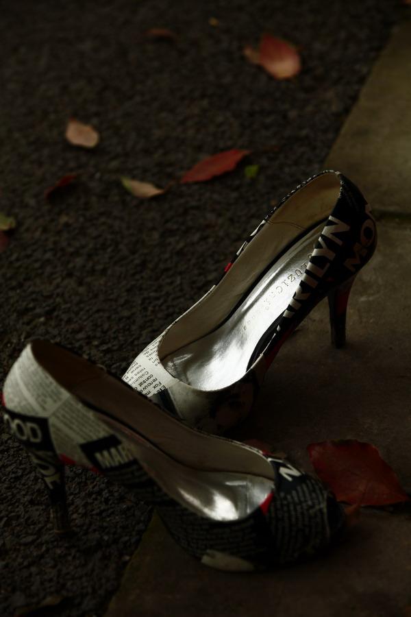 jameswang17作品:高跟鞋