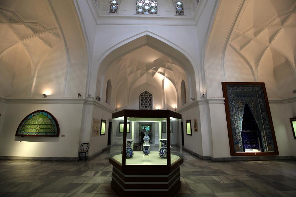 曼曼作品:装饰艺术博物馆