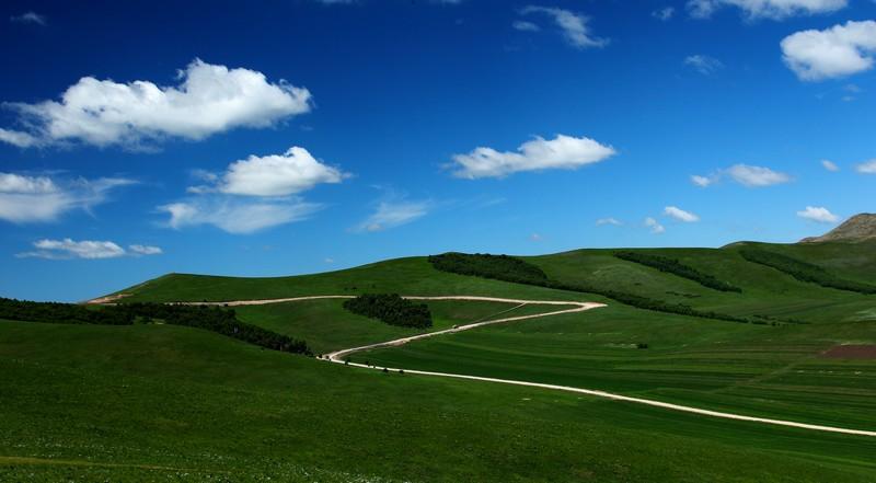 小程的故事作品:草原之路