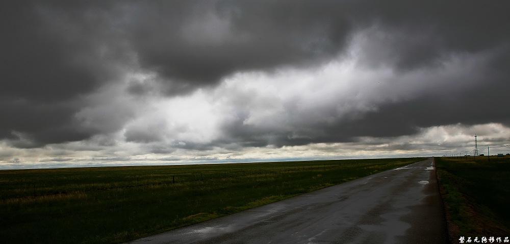 磐石无转移作品:黑云压顶