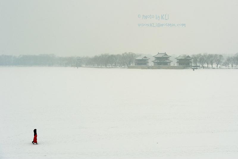 KLV作品:雪··孤寂