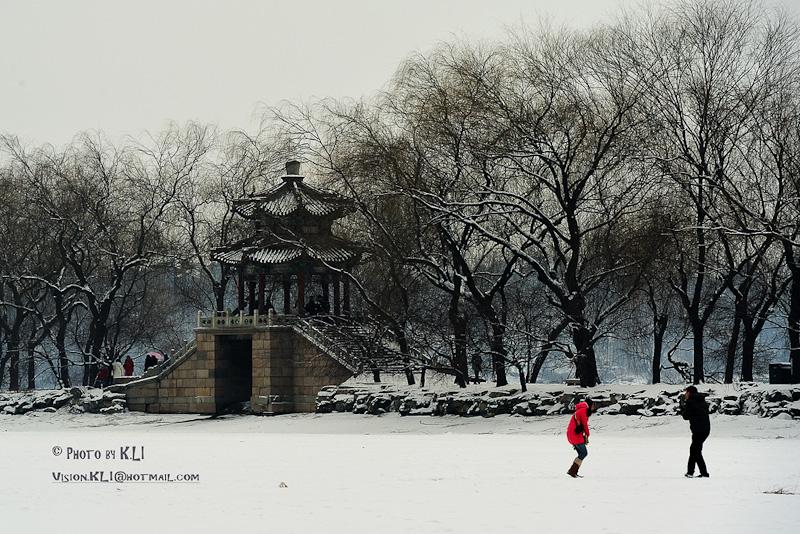 KLV作品:雪··快乐其实很简单