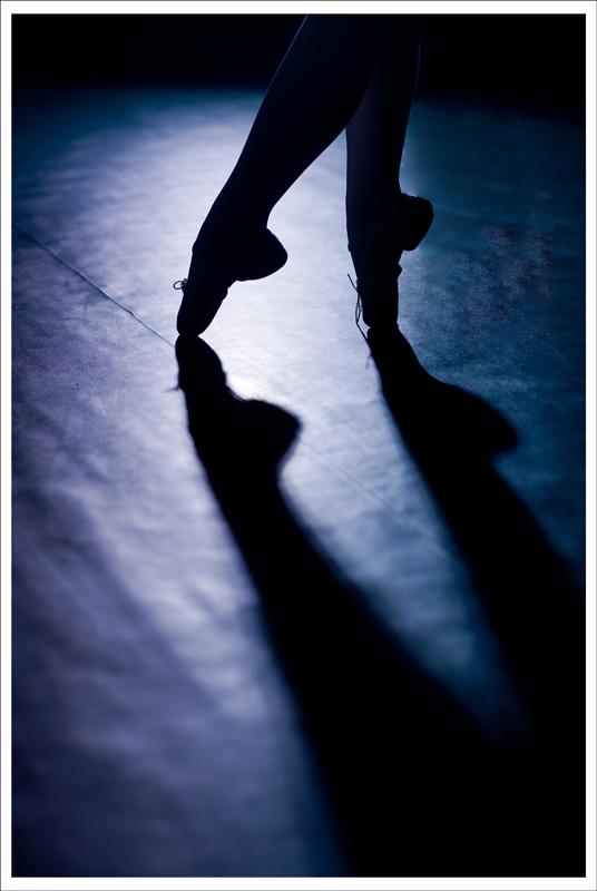 闲人老潘作品:《舞步》