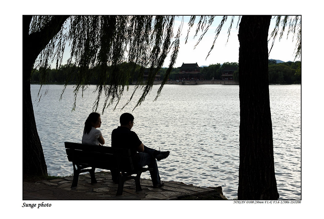 sunge作品:2012年9月份颐和园(一)