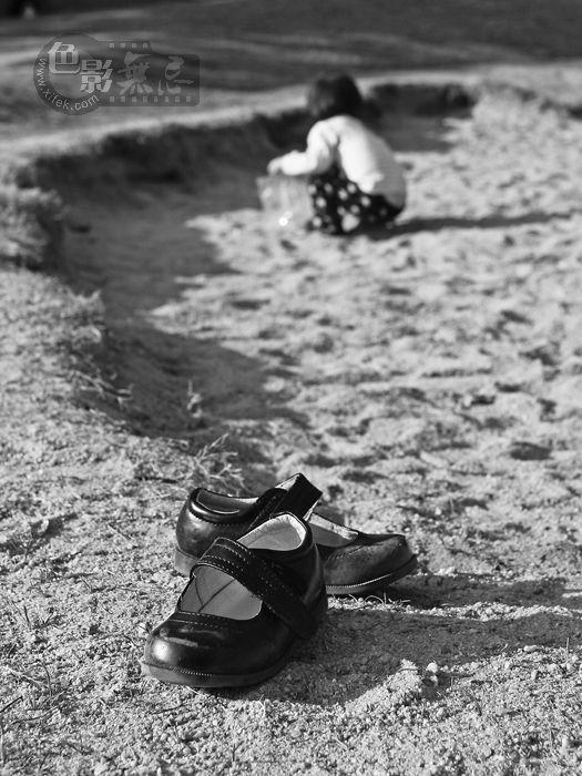 借光留影作品:童鞋