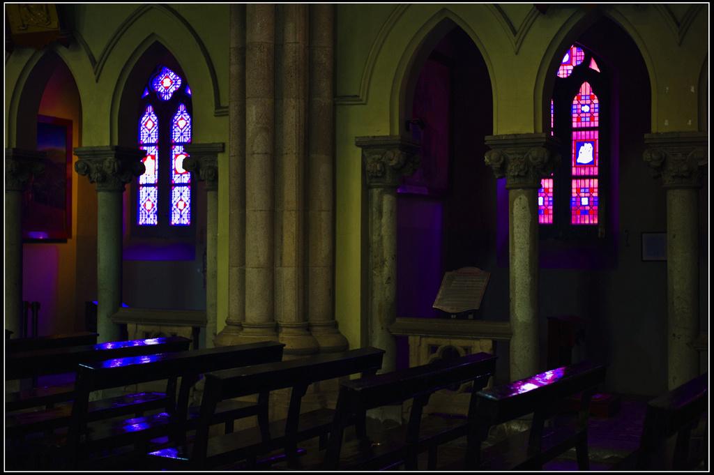 xuliangshey作品:印象教堂之梦幻