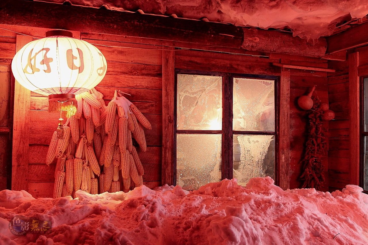 冰尘作品:窗
