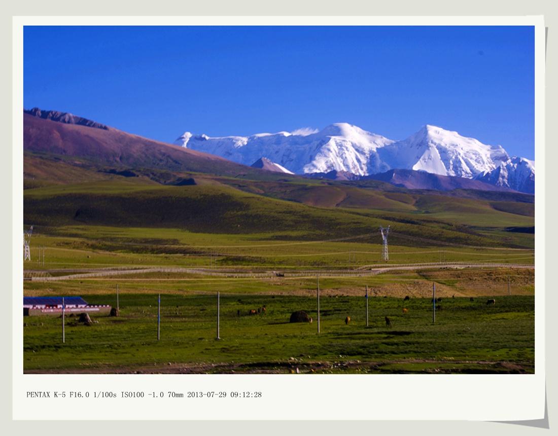 沙子2012作品:西藏风光(组一)