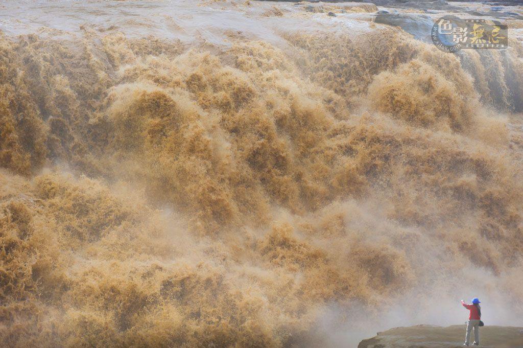 东升sxw作品:《黄河之水天上来》